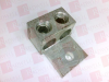 ILSCO DU-600 ( LUG MECHANICAL SCREW 2WIRE 600MCM AL9CU ) -- View Larger Image
