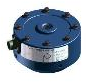 PCB L&T load cell, low profile, 1000 lbf rated capacity, 50% overload protection, 2mV/V output 5/8-18 UNF-2B thread, PTO2E-10-6P connector. -- 1203-12A -- View Larger Image