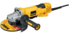 DEWALT 13 Amp 6 In. High Power Small Angle Grinder w/Paddle -- Model# D28144