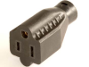 NEMA 5-15R Connector -- UC-022