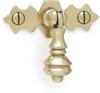 Provincial Brass Pull: Nº 72390 -- 72390