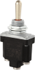 MICRO SWITCH NT Series Toggle Switch, 1 pole, 3 position, Screw terminal, Standard Lever -- 1NT231-7 -- View Larger Image