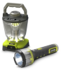 5W Flashlight w/ FREE Area Light - Online Only -- RP9904