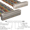 Rectangular Cable Assemblies -- M3EEK-4020K-ND -Image