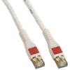CAT6 High-Density Data Center Patch Cable, 20-ft. (6.0-m), White -- EVNSL6-80-BS-0020