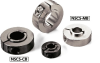 Set Collar - For Securing Bearing - Clamping Type -- NSCS-MB -- View Larger Image