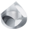 Mounted Corner Cube Prism -- PCB18064