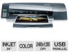 HP Designjet 130R C7791H Color Inkjet Printer - 24
