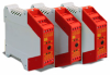 Machine Safeguarding - Dual Channel Safety Relay -- SR107AD, SR108AD, SR109AD