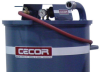 Drum Top Coolant Sump Cleaner - Air Operated -- SA3-DT