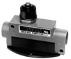 Enclosed Switches Series BZG/BZH: Top Plunger Actuator; 1NC 1NO SPDT Snap Action; 1/2 in - 14NPT conduit -- BZG1-2RN - Image