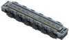 Rectangular Connectors - Arrays, Edge Type, Mezzanine (Board to Board) -- H125514-ND