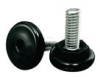 Stud Mount Leveling Feet - Plastic Rigid Base -- AFG2010A