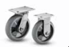 Contender™ Premium Stainless Steel Casters -- 330 Series -- View Larger Image
