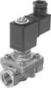 Air solenoid valve -- VZWF-B-L-M22C-G12-135-V-3AP4-10-R1 -Image