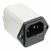 Power Entry Connectors - Inlets, Outlets, Modules -- 1144-1166-ND -- View Larger Image