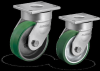 Shockmaster™ Kingpinless Casters -- 600 Series -- View Larger Image