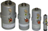 Pneumatic Linear Vibrator -- DOV-AL Series -- View Larger Image