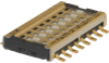 DIP Switches -- CVS-08TB-1-ND -Image