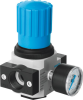 Pressure regulator -- LR-1/4-D-MINI-NPT -Image
