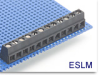 Fixed Terminal Block -- ESLM Low Profile Series -- View Larger Image