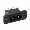 Power Entry Connectors - Inlets, Outlets, Modules -- 486-3275-ND