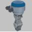 Krohne Optiflux 5000 Electromagnetic Flow Sensor