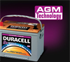 AGM Lead Acid Automotive Batteries - Image
