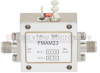 22 dB Gain Block Amplifier Operating From 6 GHz to 18 GHz with 13 dBm P1dB and SMA -- FMAM23 -Image