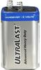 Ultralast ULHD6VSP Spring-Top Heavy-Duty Lantern Battery -- ULHD6VSP