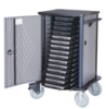 LT15 Laptop Cart w/8