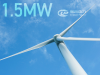Wind Turbine -- 1.5MW Product Platform - Image