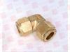 SWAGELOK B-810-9 ( UNION ELBOW, 1/2IN BRASS ) -Image