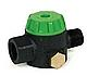 Green Cap Inline Water Filter 1/2