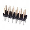 Rectangular Connectors - Headers, Male Pins -- 3M1112-ND