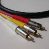 PROFlex Digital A/V VCR Dub Cable 18
