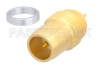 BMA Plug Slide-On Hermetically Sealed Thread-In Mount, With Extended Contact -- PE45352 -Image