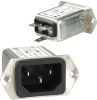 Power Entry Connectors - Inlets, Outlets, Modules -- 486-1071-ND -Image
