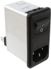 Power Entry Connectors - Inlets, Outlets, Modules -- 817-1927-ND -Image