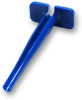 Deutsch 0411-204-1605 Contact Removal Tool, Contact size 16, 18-16 GA, Blue -- 632 -Image
