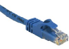 Cat6 Patch Cable Snagless Blue - 14Ft -- HAV27144 -- View Larger Image