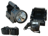 Tactical LED Light - Handheld - 7+ Hours Run Time on 90 Minute Charge - Narrow 500 foot spot beam -- RUL-10-T