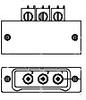 Nanominiature Coaxial Connectors -- 2-1589072-3 - Image