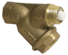 Bronze Wye Strainer -- Series 777C -- View Larger Image