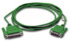 C-MORE PANEL TO AB SLC 5-03,04 DF1 PORT, 3M, RS232C, SHIELDED CABLE -- EA-SLC-232-CBL - Image
