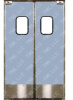 Service-Pro™ Series 20 Swinging Traffic Doors -- Series-20-SS