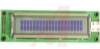 Module, LCD; 20 x 2 mm; 5 x 8; 5 V (Typ.); 2 mA (Typ.); 4.2 V @50 degC (Min.) -- 70127589