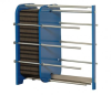 Industrial Process Fluid Heat Exchangers -- Thermoflow Plate & Frame Heat Exchangers -- View Larger Image
