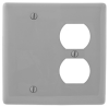 Standard Wall Plate -- NP138GY - Image
