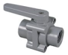 Plastic Two Way Ball Valve -- 275 Series